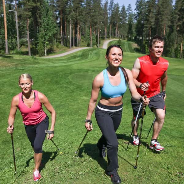 Odchudzanie z Nordic Walking | Mangosteen