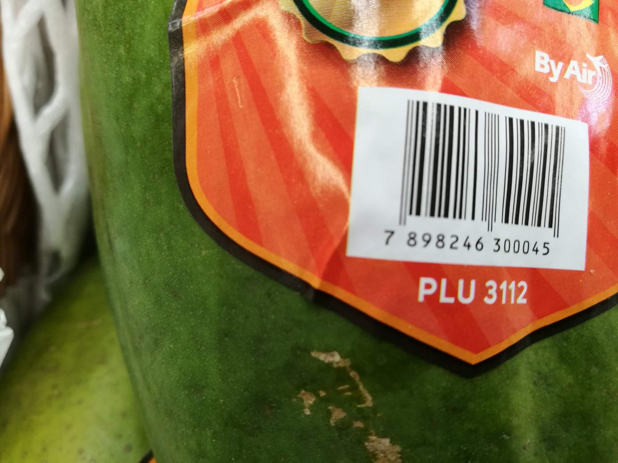 Kody PLU: uprawy konwencjonalne